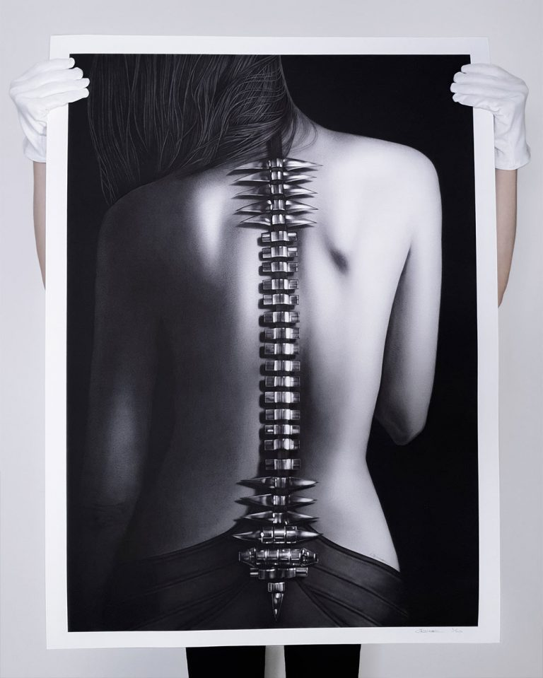 Composure Limited Edition Print